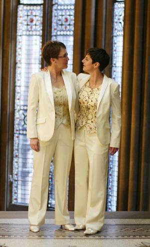 Same Sex Marraige Suits
